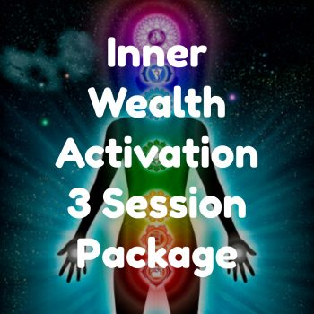 Inner Wealth Activation 3 Session Package